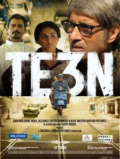 TE3N Movie Review: TE3N – Be ready to be engrossed! #Bollywood #Movies #TIMC #TheIndianMovieChannel #Entertainment #Celebrity #Actor #Actress #Director #Singer #IndianCinema #Cinema #Films #Movies #Magazine #BollywoodNews #BollywoodFilms #video #song #hindimovie #indianactress