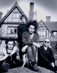 The Cure. True legends of beautiful, meaningful music.