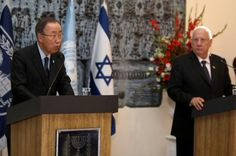 UN chief Ban Ki-moon on Tuesday warned against any misuse of force as he met Israeli Prime Minister Benjamin Netanyahu in Jerusalem in a bid to calm nearly three weeks of Palestinian unrest. Israeli security forces have faced accusations of excessive force against Palestinians in the current wave of violence. Videos of Israeli security forces shooting alleged attackers that have spread online have helped feed anger, with Palestinians viewing some of the shootings as unjustified.