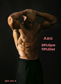 Fitness Motivation #bodybuilding #motivation #abs