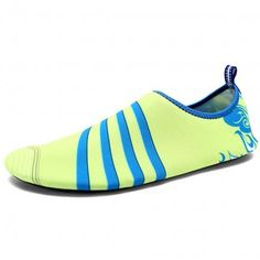 Yellow Aqua Shoes DFS-3