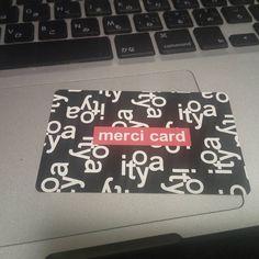 メルシーカードゲット メアリーカードではない