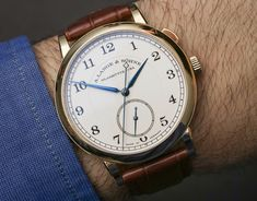 A. Lange and Sohne 1815 'Homage To Walter Lange' Watch Hands-On