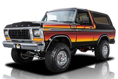 136643 1979 Ford Bronco RK Motors Classic Cars for Sale
