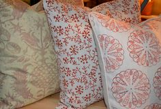 Hand-block printed textiles
