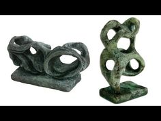 Henry Moore-Inspired Sculpture  Project - YouTube video | Art History Lessons | Henry Moore Art Projects |  Teach students about this world renowned sculptor.