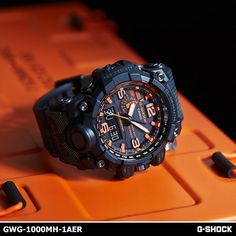 G-Shock Mudmaster x Limited Maharishi Casio G Shock Watches, Sport Watches, Casio Watch, G Shock Mudmaster, G Shock Men, Best Watches For Men, Cool Watches, Men's Watches, Tactical Watch