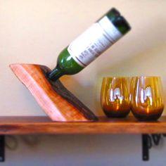 Spalted Maple Wine Balance