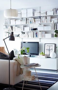 High, Medium, & Low: The Best Sources for Wall Mounted Shelving | Apartment Therapy