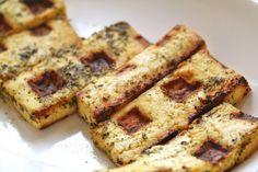 Vegan Tofu Halloumi | One Arab Vegan