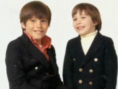 JBJ. (left.)The man was seriously cute from birth!