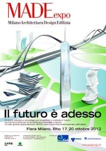 Grande impegno FederlegnoArredo per la nuova campagna pubblicitaria MADE expo 2012