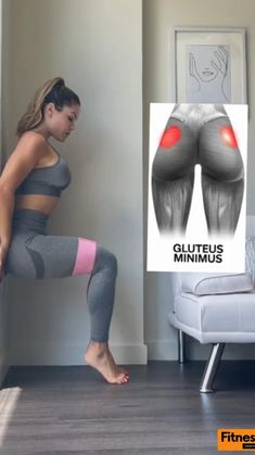 Leg And Glute Workout, Buttocks Workout, Slim Waist Workout, Gym Workout Videos, Gym Workout For Beginners, Fitness Workout For Women, Fitness Tips, Exercise, Beach Body Challenge