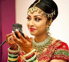 Indian Easy Hairstyle For Wedding Function