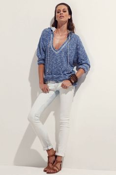#GasJeans #woman #SpringSummer #Collection #Preview