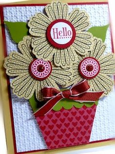 website to get ideas for card making