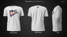 Paul Ulmer T-shirt Design V2