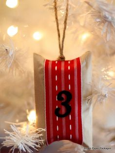 Brown Paper Packages: TP Roll Advent Calendar...of sorts...