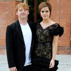 You'd probably think that the moment Rupert Grint, playing Ron, got to kiss Emma Watson, playing Hermione, was a memorable one for the actors.