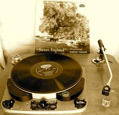 BBC Garrard 301 turntable DRD5 with Thomas Schick tonearm and Shindo adapted Ortofon cartridge