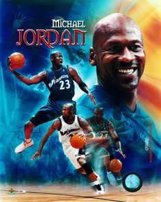 Michael Jordan Washington Wizards Posters