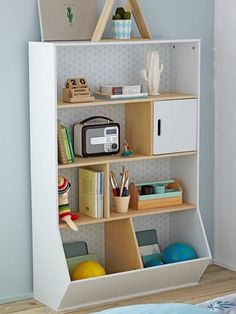 Circus shelf white / wood 4 – child greenbearet Source by juayre Furniture Sale, Kids Furniture, Girl Room, Baby Room, Bookshelves, Bookcase, White Wood, Nursery Wall Art, Kids Bedroom
