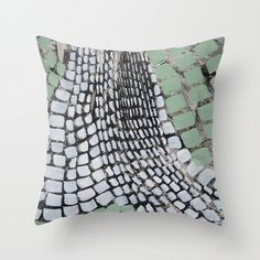 Rift pillow by John Turck