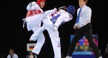 London 2012: Taekwondo