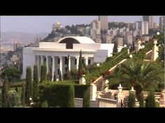 Great video of Shrine of the Báb and the gardens in Haifa