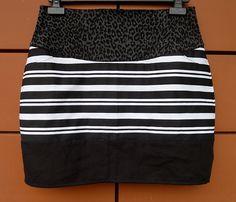 A Stitching Odyssey: Drafting a skirt pattern
