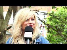 Nina Nesbitt talks to VEVO as part of Summer Six at TGE13