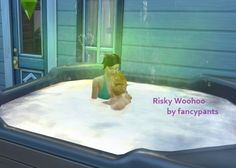 Mod The Sims: Risky Woohoo Mod - 5%, 10%, 20%, 30%, 40%, or 50% by fancypants • Sims 4 Downloads