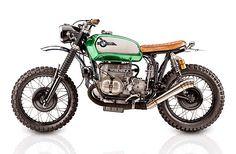 '72 BMW R75/5 – Tattoo Custom Motorcycles (via Pipeburn) vk.com/retrophotosy
