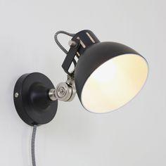 Dominique Wandleuchte - Sw | Steinhauer Lighting