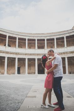 From Bucharest!! A lovely couple!! Dana & Dragos http://www.franmenez.com/what-to-do-in-granada-couple-session-report-photo/