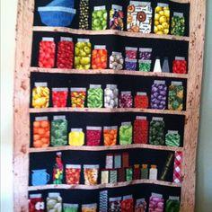 jar quilts | jar quilt. | QUILTS DE TRASTES Y PSTELES