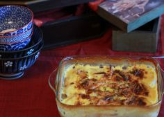 Cuimin Spiced Potato Gratin deliciously creamy