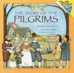 The Story of the Pilgrims Book by Katherine  Ross