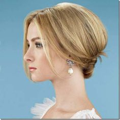 DOT  mother of the bride hair | ... mother of the bride hair styles for the mother of the bride at the wed
