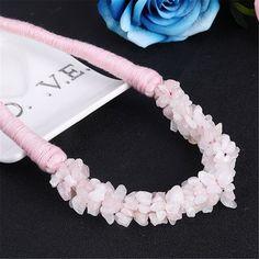 >> Click to Buy << Aliexpress Hot Sale Boho Jewelry for Women Multi-Color Semi-Precious Stone Choker Collar Necklace Beaches Gift Collier Bijoux #Affiliate