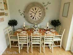Dining Room Furniture Style Dining Room Kitchen Solid Oak Table