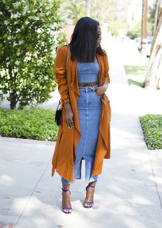 fashion | street style inspiration | spring summer | black girl stylin'