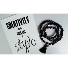#kralen #bedels #pastel #statement #armcandy #bracelet #armband #armbandjes #diy #selfmade #new #kraal #zilver #creatief #creative #nice #mooi #lief #leuk #cute #black #kwastje