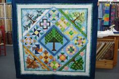 Four Seasons Quilt