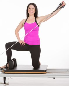 Ishbel Miller, Stott Pilates certified instructor trainer, will be teaching a Golf Conditioning workshop during our 2016 Spring Conference.