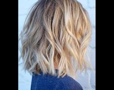 Carré Long Wavy, Ombre Hair, Long Hair Styles, Sport, Beauty, Deporte, Long Hairstyle, Sports, Long Haircuts