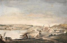 Sydney Cove, 1794, by unknown artist
