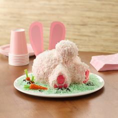 Digging Bunny Cake | Betty Crocker Recipe - perfect for Easter!