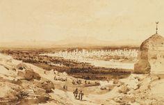 [Ottoman Empire] Damascus, Syria, 19th Century (Osmanlı Dönemi Şam)