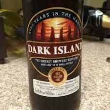 Dark Island (sinclair brewery) - A great beer from the Orkney Islands,